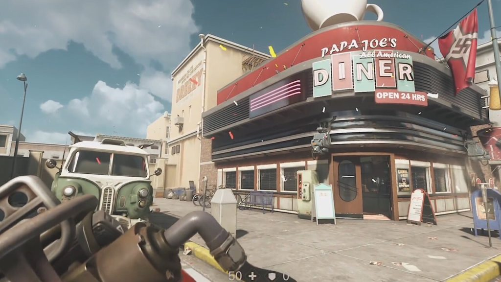 Wolfenstein 2 doesn't have multiplayer because it would 'dilute' the experience