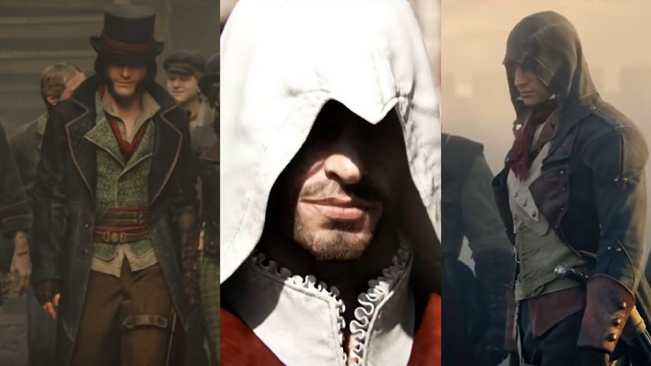 Ranking the Assassin's Creed Games from Worst to Best ...