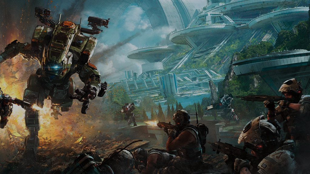 EA Acquires Respawn Entertainment, New Titanfall Game In Development