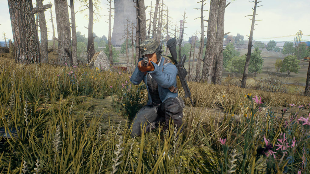 A PlayerUnknown's Battlegrounds (PUBG) movie could be coming to Netflix